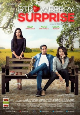 Poster Film Strawberry Surprise