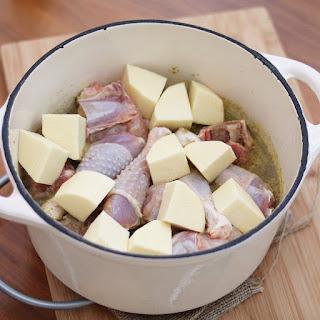How to Make Nsala Soup 3