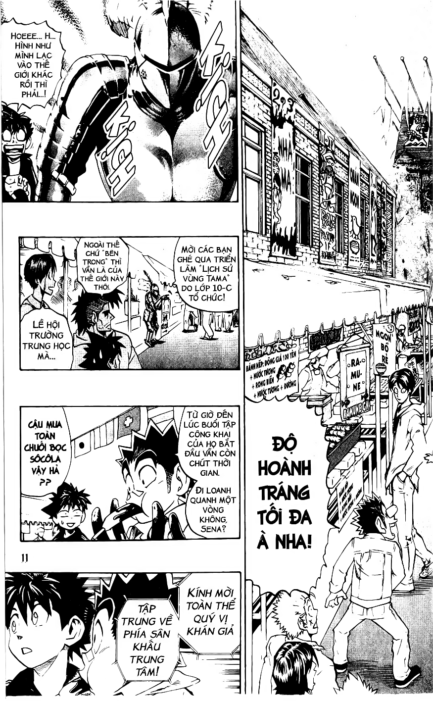 Eyeshield 21 chapter 206 trang 6
