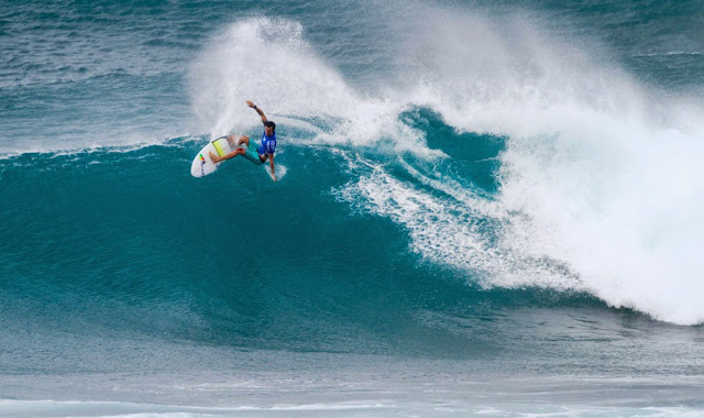 54 Vans World Cup of Sufing 2014 Alex Smith Foto ASP