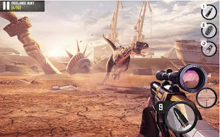 Download Best Sniper Legacy Mod Apk Unlimited Money Dino Hunt & Shooter 3D