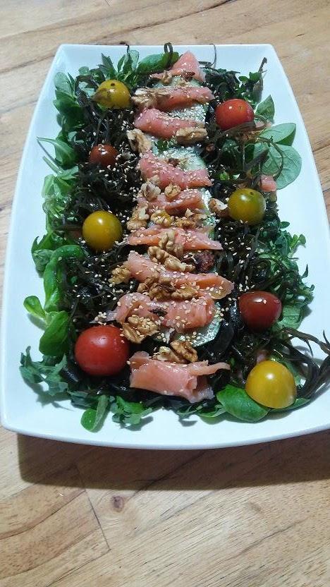 Cocinar Con Algas   Bernardo Romero En Su Cocina Cocinar Con Algas