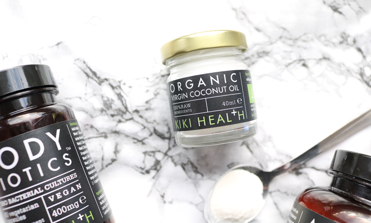 KIKI Health Organic Virgin Coconut Oil