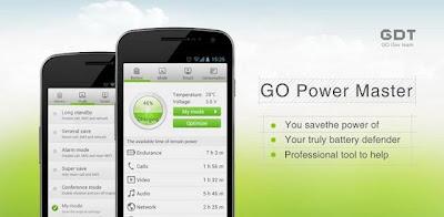 5 /12 برنامج الحقاظ على البطاريه GO Power Master v1.3 - نسخه كامله
