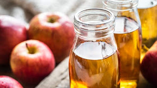 خل التفاح ينقص الوزن