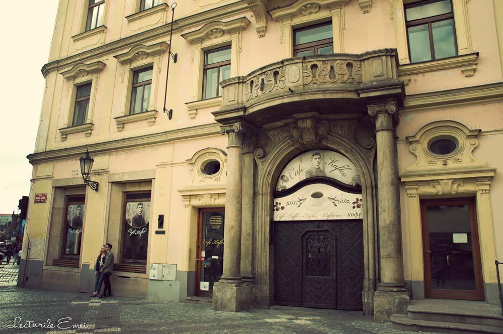 Casa Franz Kafka Praga