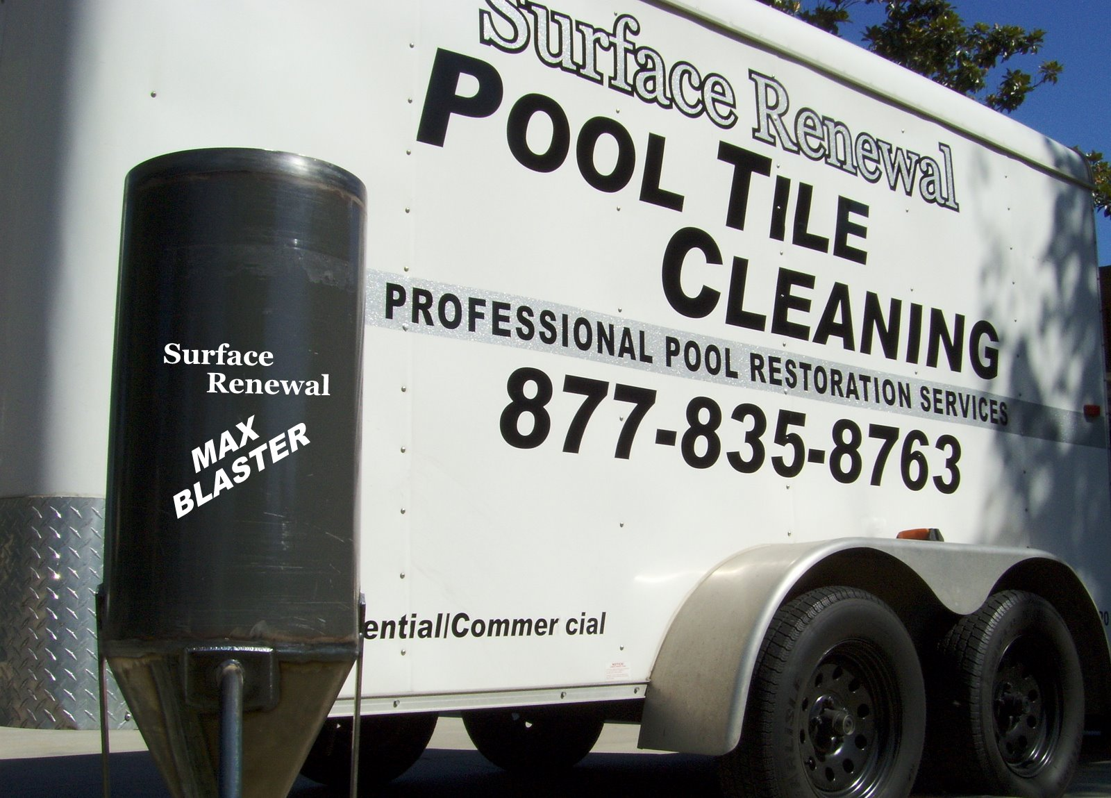 Pool Tile Cleaning Pro 877 835 8763