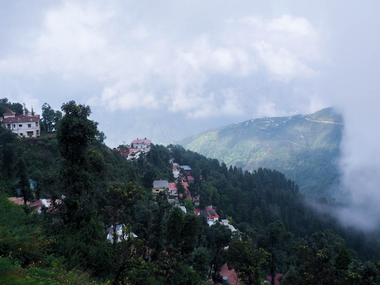 india himalayas intia dehradun mussoorie uttarakhand