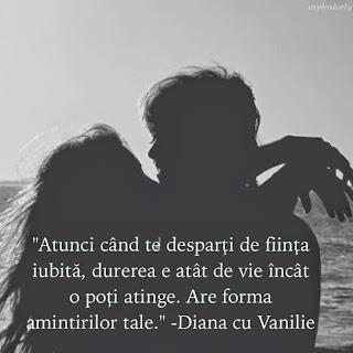 Diana cu vanilie (The Book) de Diana Sorescu
