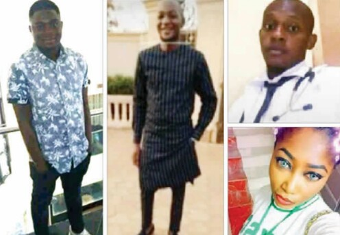 How AAU Cultists Kill Final Year Student, NYSC Corps Member, Others Openly