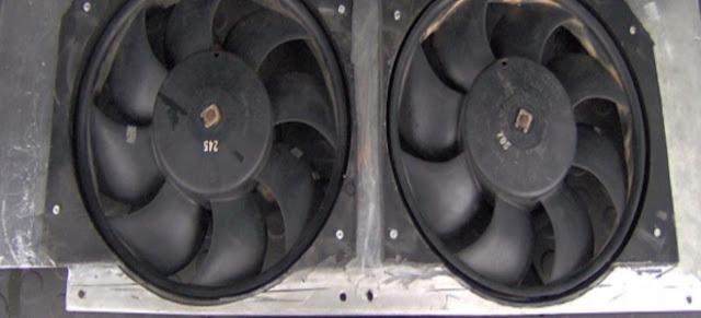 ventilateur de radiateur ne fonctionne pas