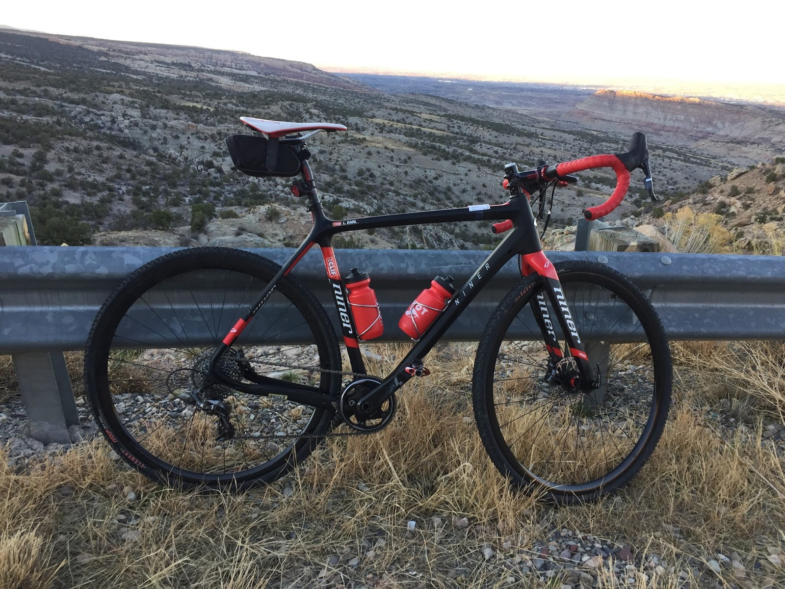 65a96accc319e This year the Clif Bar Squad Is sponsored by Niner and our weapon of choice  is the BSB9 RDO. One of the fastest bikes in the peloton the BSB9 offers  full ...