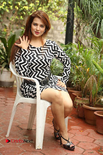 Actress Saloni Latest Pos in Short Dress  0298.JPG