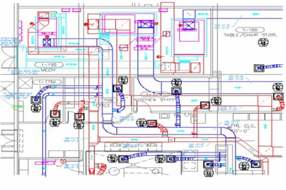 accurate and energy friendly hvac drafting services ... hvac drawing images free download hvac drawing images