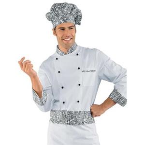 giacche per cuoco