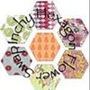 Inchy Hexagon Flower Swap