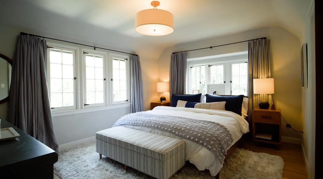 35 Interior Design Photos vs. 3438 Waverly Dr, Los Angeles Luxury Home Tour