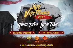 Thông tin chính thức giải đấu AoE Việt Trung