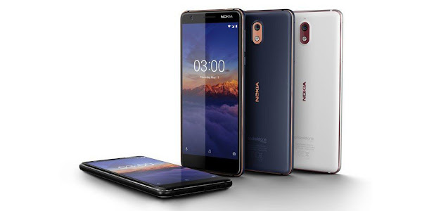Get the Nokia 3.1 for only $130 at B&H