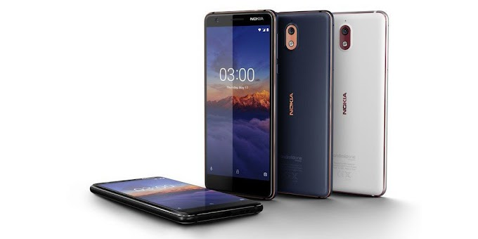Nokia 3.1 receives Android 9.0 Pie software update
