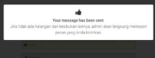 mensagem-enviada-blogger-contact-widget