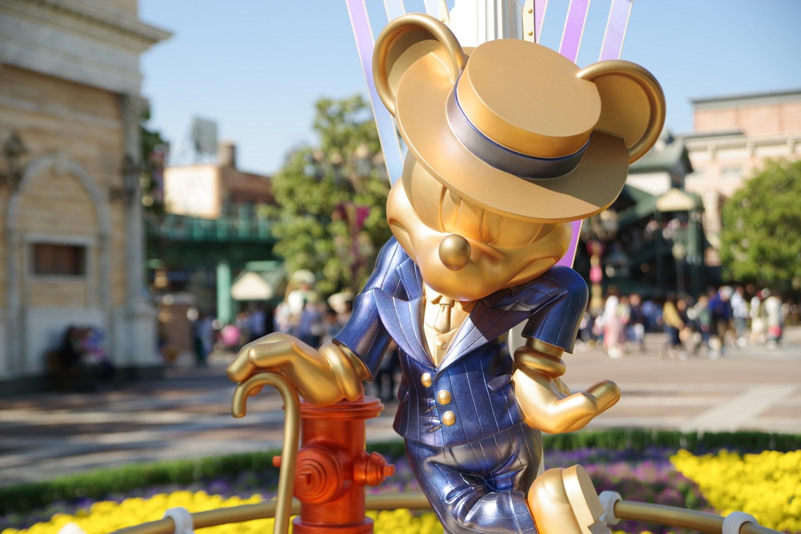 ディズニーシーの「ハピエストミッキースポット」探せ!久々のぐるっと