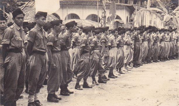 Pemberontakan PRRI (Pemerintah Revolusioner Republik Indonesia)