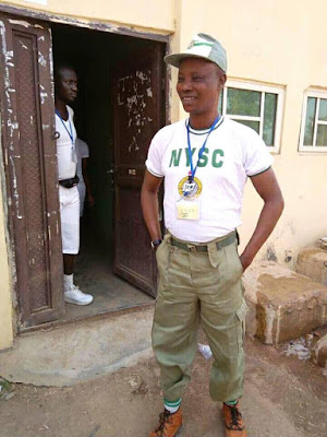 Image result for I wasn't treated like a celebrity in NYSC camp –Owolabi Ajasa
