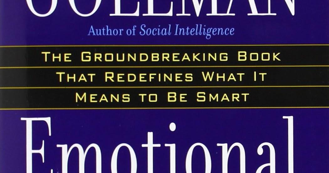 emotional intelligence book daniel goleman free