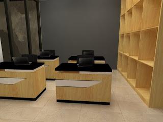 jasa pembuatan meja kantor murah