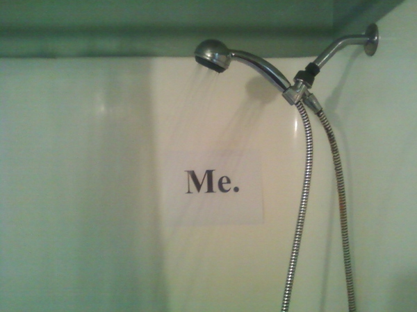 Pictures Of Me The Shower