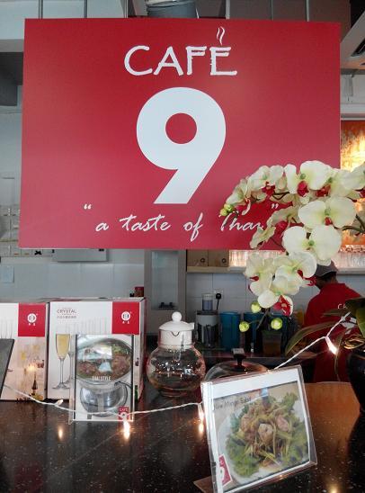 Cafe 9 thai