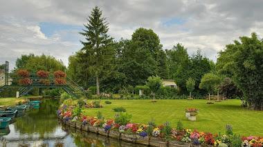 Hortillonnages. Los jardines flotantes de Amiens