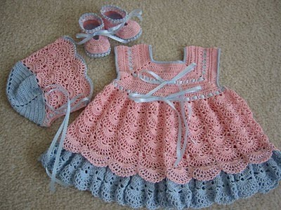 Crochet Yarn Store : See that beautiful dress crochet yarn store for girls. very cute. Look ...