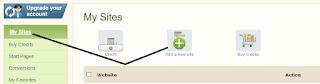 Satu satunya cara semoga search engine sanggup percaya dengan blog Anda kalau  blog Anda sering  Tingkatkan Trafik Blog Dengan Cara Surfing Di Easy Hitz 4  You