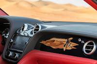 Bentley Bentayga Falconry by Mulliner (2017) Dashboard