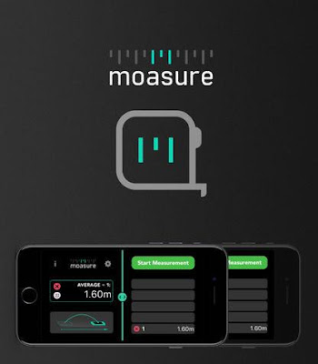 Moasure Smart Tape Measure