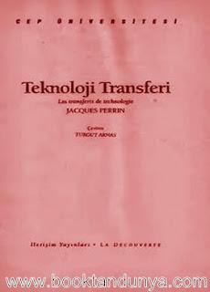Jacques Perrin - Teknoloji Transferi  (Cep Üniversitesi Dizisi - 105)