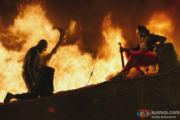 """Why did Kattappa murder Baahubali?"""