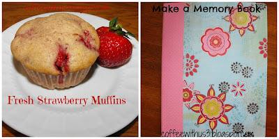 Muffins Memory Book