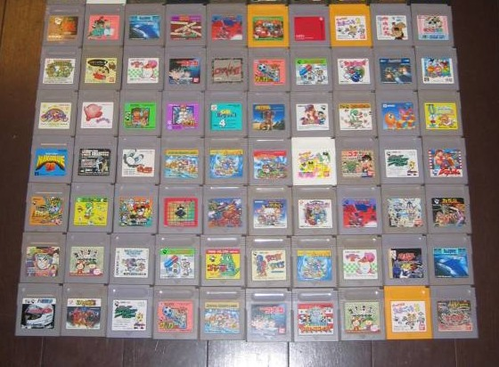 Japanspel Blog  Game Boy games today and After Burst for Game Boy
