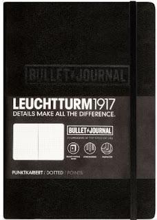 Bulletjournal Leuchtturm
