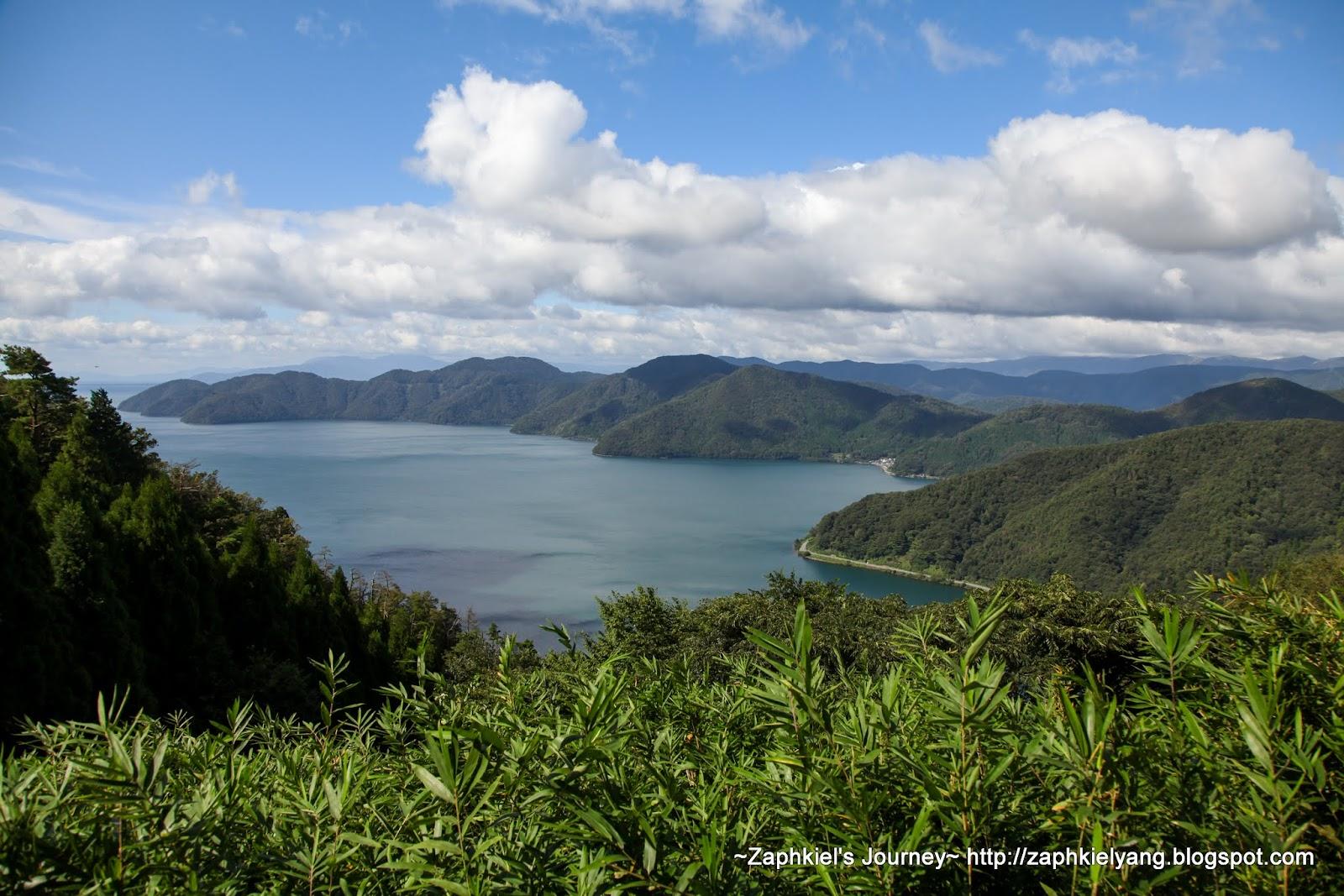 【日本 滋賀】2015秋季日本旅遊Day2 - 琵琶湖八景之賤岳與賤岳古戰場