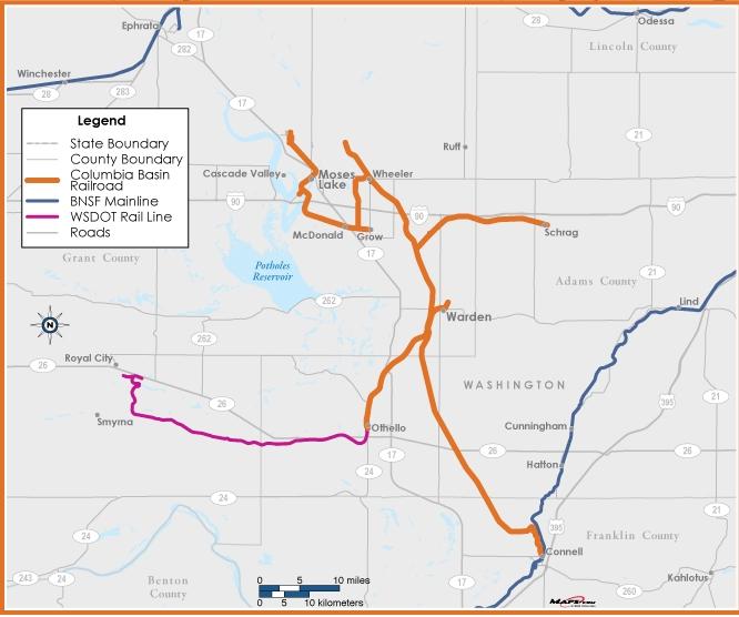Big Bend Railroad History: Chuck Grow