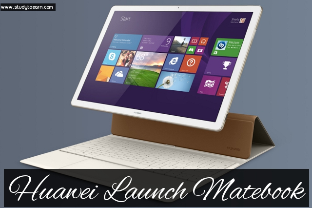 Huawei Launch Matebook