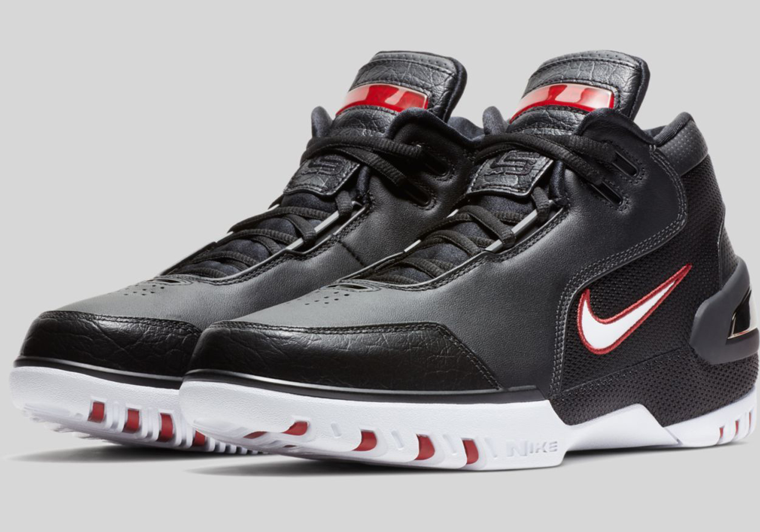 the best attitude af2c2 8dcf4 Nike Air Zoom Generation BlackCrimson is rumored to release in December