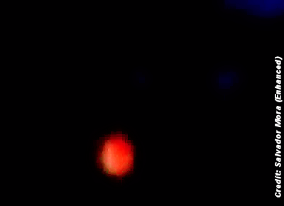UFOs Video-Taped Over Morelia, Michoacán (July-August 2015)