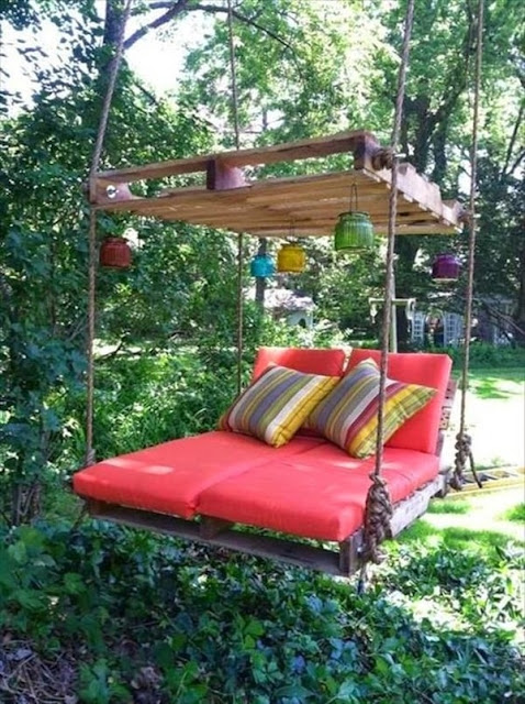 Ideas To Make Your Backyard 8