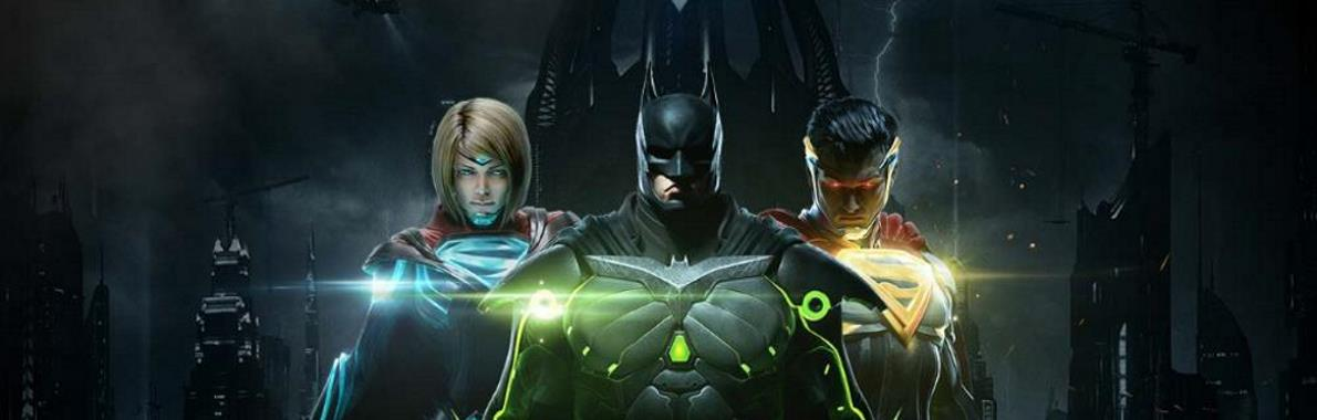 Con actualizaciones de los Juegos mas recientes del Universo DC