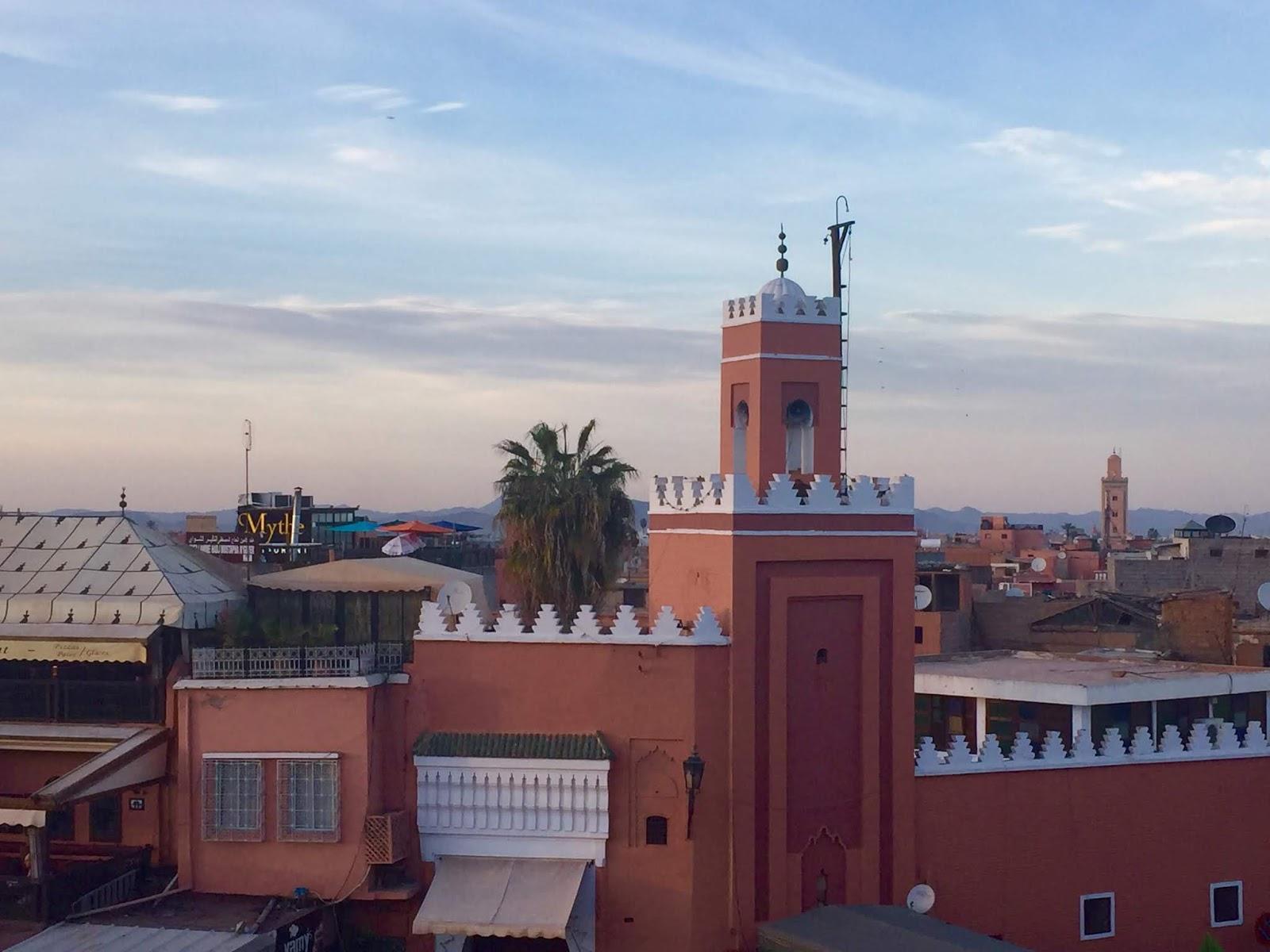 les visites incontournables à marrakech
